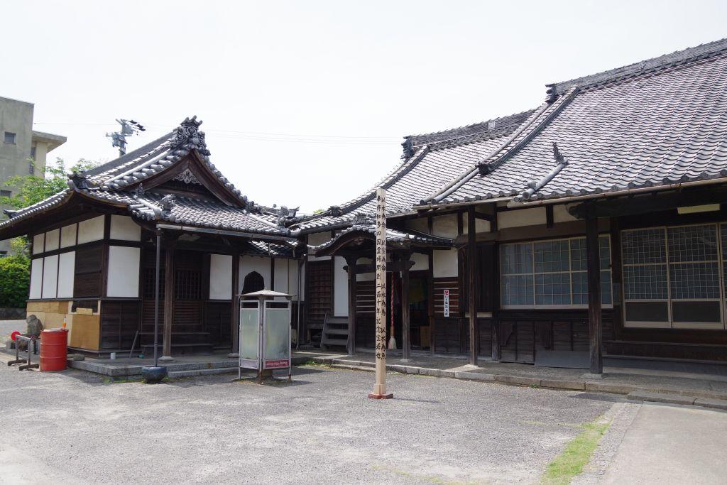 徳応山 福住寺